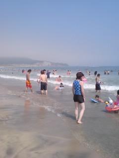 ◆海だーー!